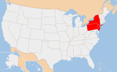 middle atlantic Diagramm